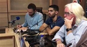 صحبتهای علی کریمی قبل از بازی استقلال با السد
