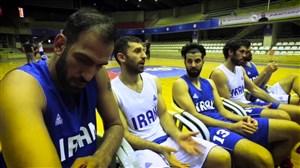 تیم ملی بسکتبال به دنبال شکار مدال طلای جاکارتا