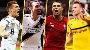 25 گل در دقایق آخر فوتبال در فصل 18-2017