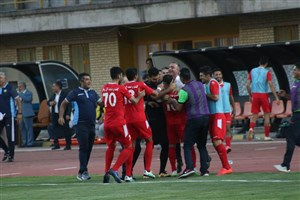 خلاصه بازی اکسین البرز 1 - خونه به خونه 0