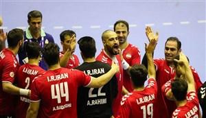 پیروزی هندبال ایران مقابل کره جنوبی در انتخابی المپیک