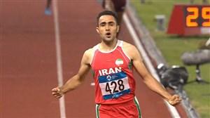 رکورد شکنی و قهرمانی کیهانی در دو 3هزار متر با مانع