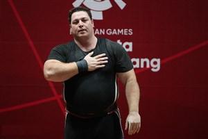 سعید علی حسینی به طور قطع المپیک را از دست داد