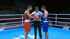 برد شاهین موسوی مقابل سوریه (بوکس جاکارتا)