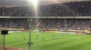 تصاویر اختصاصی از ورزشگاه آزادی (استقلال-السد)