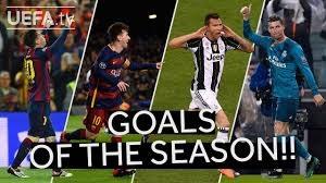برترین گلهای لیگ اروپا از فصل 15-2014 تا 18-2017