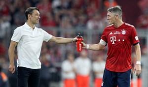 شواین اشتایگر: بایرن به فینال لیگ قهرمانان میرسد!