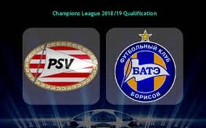 خلاصه بازی آیندهوون 3 - باته بوریسوف 0