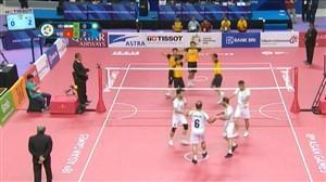شکست تیم ایران در مقابل ویتنام ( سپک تاکرا)