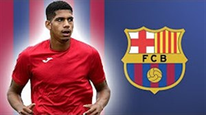مهارت های رونالدو آرائوخو بازیکن مورد نظر بارسلونا