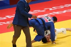 اولین مدال جودو بر گردن بریمانلو