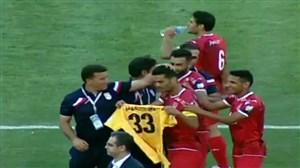 اولین گل مسعود شجاعی برای تراکتور با پاس دژاگه