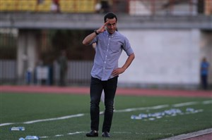 گفتگوی علی کریمی بعد از بازی دیشب سپیدرود