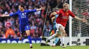 10 گل برتر منچستر یونایتد در لیگ قهرمانان اروپا
