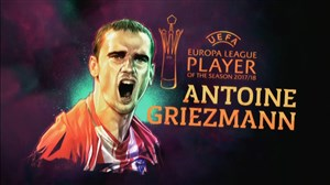 آنتون گریزمان برترینبازیکنیورو لیگ در فصل18-2017