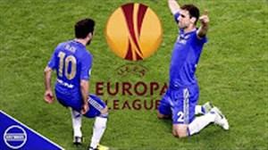 10 گل برتر چلسی در لیگ اروپا