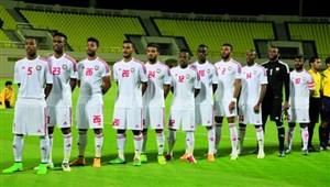 فوتبالیست های امارات؛ سوم بازی های آسیایی