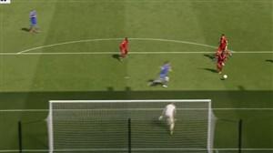 گل اول لیورپول به لسترسیتی (سادیومانه)