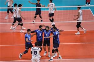 بهترین والیبالیست کره: فیزیک ایرانیها آسیایی نیست