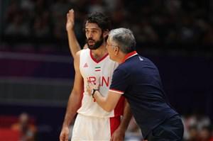 بررسی عملکرد تیم ملی بسکتبال در مسابقات آسیایی