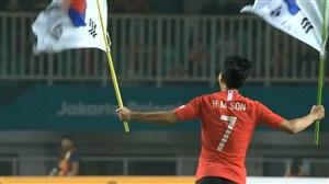 خوشحالی شدید کرهای ها پس از قهرمانی در آسیا