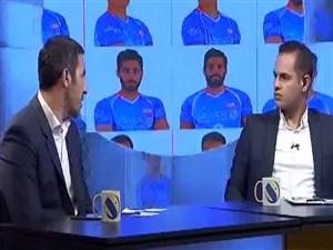 مناظره بهنام محمودی و رییس هیات والیبال آذربایجان (2)