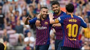 پیش بازی رئال سوسیداد - بارسلونا