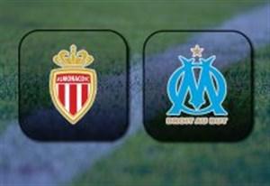 خلاصه بازی موناکو 2 - المپیک مارسی 3