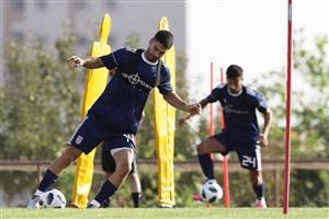 کریمی: امیدوارم با بدنی آماده برای تیم ملی موثر باشم