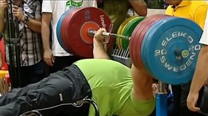 تمرین و آماده سازی تیم وزنهبرداری پارالمپیک برای بازیهای آسیایی