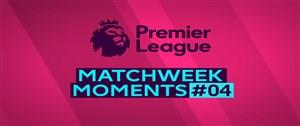 لحظات منتخب هفته چهارم لیگ جزیره فصل 19-2018