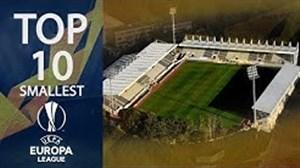 10 استادیوم کوچک میزبان لیگ اروپا
