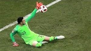 8 سیو باور نکردنی در دنیای فوتبال