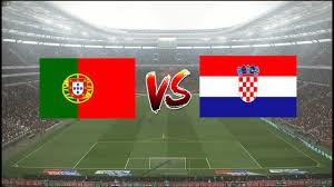 خلاصه بازی پرتغال 1 - کرواسی 1