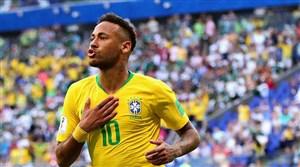 نیمار: از جام جهانی یاد گرفتم 10دقیقه بد باشم، باختم