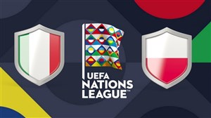 خلاصه بازی ایتالیا 1 - لهستان 1