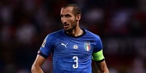 کیهلینی: تیم ملی ایتالیا مهم تر از یوونتوس است