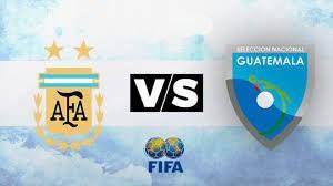 خلاصه بازی آرژانتین3 - گوآتمالا 0 (دوستانه)