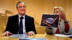 پرز دست به دامان اعضای رئال برای بازسازی برنابئو