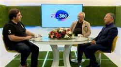 فوتبال360؛ مصاحبه با مجیدجلالی و بهمنفروتن