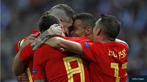 اسپانیا و شکست طلسم 67 ساله ومبلی