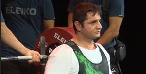 سه حرکت عباسی در مسابقات وزنهبرداری معلولینآسیا
