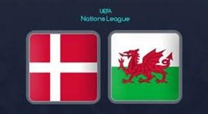 خلاصه بازی دانمارک 2 - ولز 0