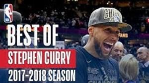حرکت های برتر استفان کری در فصل 18-2017 بسکتبال NBA