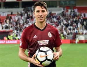 خط حمله امارات در جام ملتها آرژانتینی می شود
