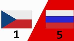 خلاصه بازی روسیه 5 - جمهوری چک 1