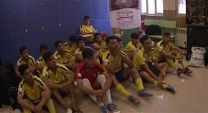 شکستتلخ تیم فوتبال کودکانکار بوشهر در تهران