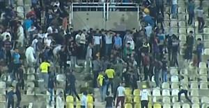 فحاشی در استادیوم؛ سرگرمی این روزهای هواداران