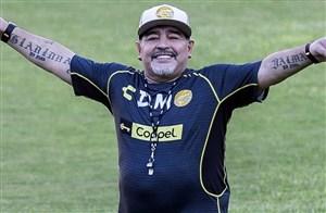 صحبتهای مارادونا درباره اعتیادش به مواد مخدر