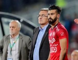 رضاییان : مدیریت باشگاه به برانکو گفت رامین را بردار یا...
